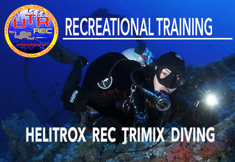 HELITROX REC TRIMIX DIVING
