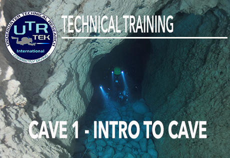 CAVE 1 DIVING