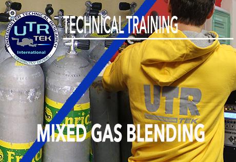 MIXED GAS BLENDING