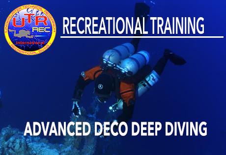 ADVANCED DECO DEEP DIVING