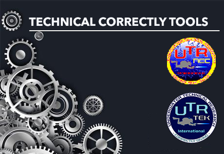 TECHNICAL CORRECTLY TOOLS