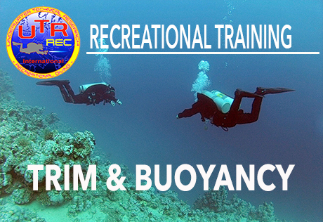 TRIM & BUOYANCY DIVING*